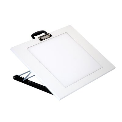 "Martin Universal Design Sun Catcher Tracing 1' 4"" x 1' 9"" Whiteboard"
