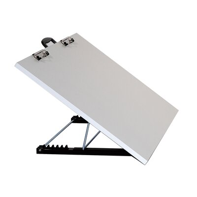 "Martin Universal Design Portable Art Studio 1' 10"" x 2' 2"" Whiteboard"