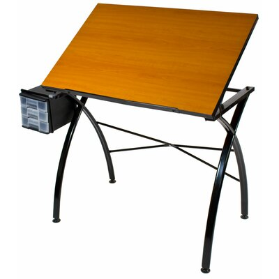 Martin Universal Design Design Line MDF Melamine Drawing Table