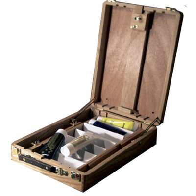 Martin Universal Design Lelli's Deluxe Easel Box Oil Art Kit