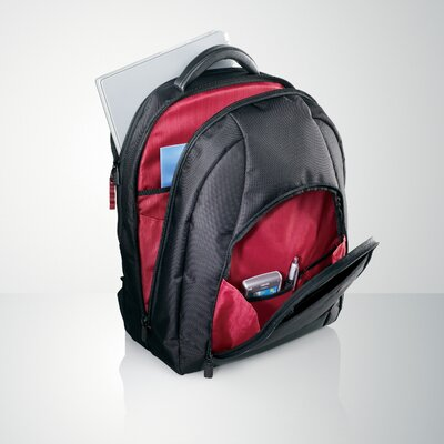 Samsonite Xenon Laptop Backpack in Black