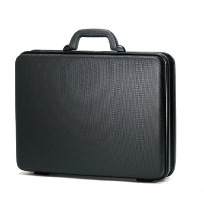 "Samsonite Delegate II Hardside 5"" Accordion Latch Attache"