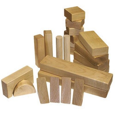 Holgate Toys 28 Pieces Block Set