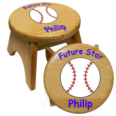 Holgate Toys Future Baseball Kid's Stool
