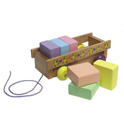 Holgate Toys My First Blocks Pastel