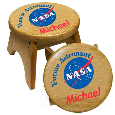 Holgate Toys Astronaut Kid's Stool
