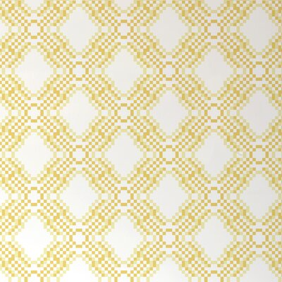 Aimee Wilder Designs Ikat Pixel Wallpaper