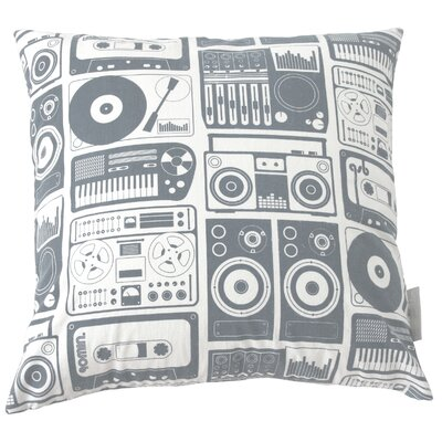 Aimee Wilder Designs Pillow in Steel Grey
