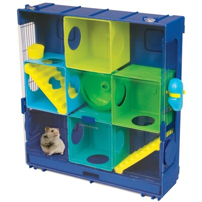 Ware Mfg Critter Universe 3-Wall Small Animal Modular Habitat