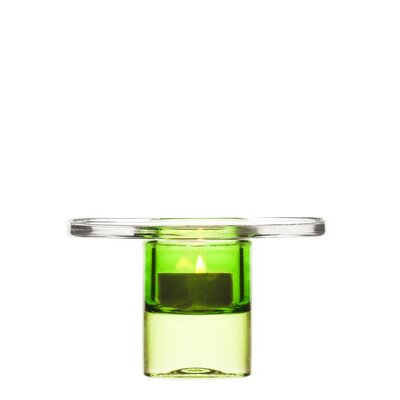 Sagaform Planet Candle Holder in Green (Set of 3)