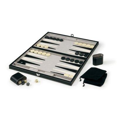 """Main Street Classics 18"""" Backgammon"""