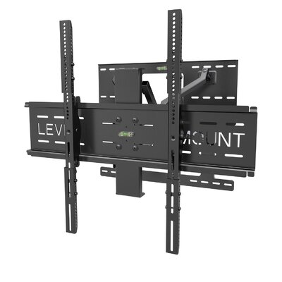 "Level Mount Deluxe Cantilever Mount For  Flat Screen TV's (37"" - 85"" Screens)"