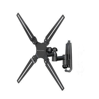 "Level Mount Full Motion Mount with 10.5"" Extension  (10"" - 32"" Screens)"
