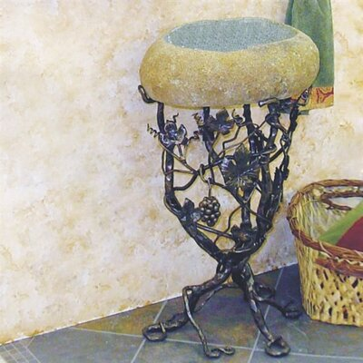 Quiescence Vineyard Pedestal Bathroom Sink