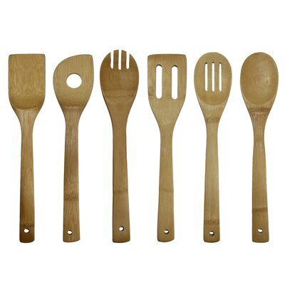 6-Piece Cooking Utensil Set