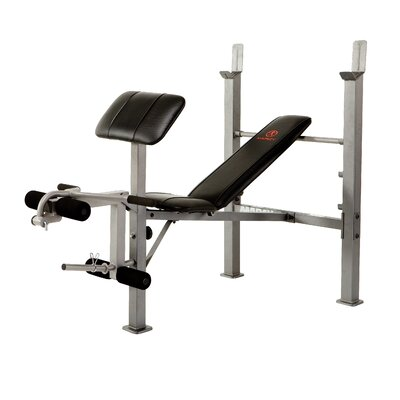 Standard Bench with Arm Curl