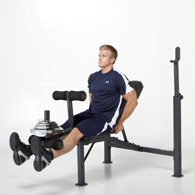 Competitor Weight Adjustable Olympic Bench