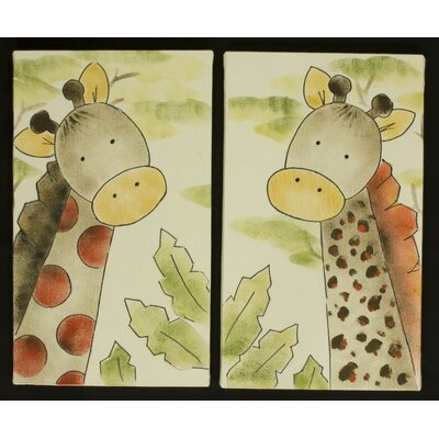 Cotton Tale Sumba Wall Art (2 Piece)