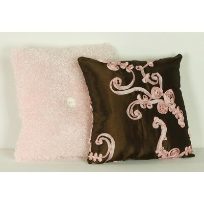 Cupcake Pillow (Set of 2)