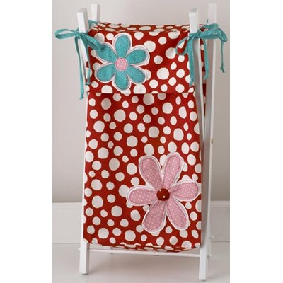 Cotton Tale Lizzie Hamper With Frame