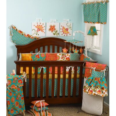 Gypsy 8 Piece Crib Bedding Set
