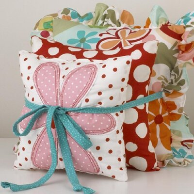 Cotton Tale Lizzie Pillow Set