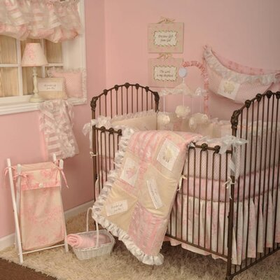 Cotton Tale Heaven Sent Girl 8 Piece Bedding Set