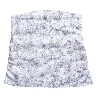 Lassig Bags Belly Band in Flower Ruffled