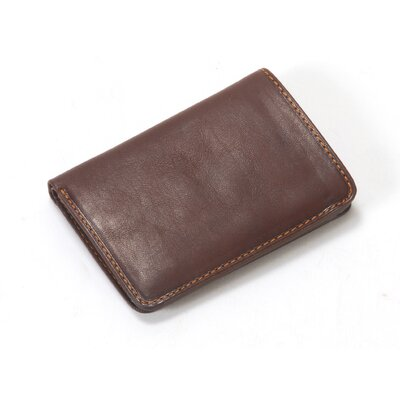 The Green Collection Prima Front Pocket Wallet with ID Window