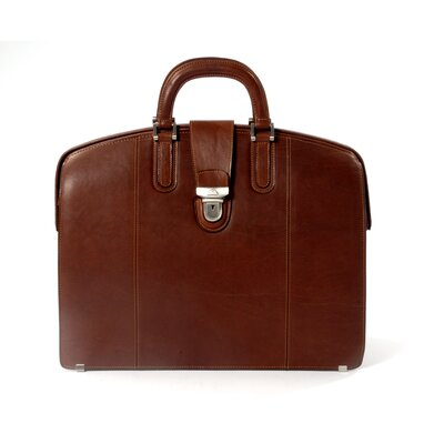 Tuscano Italian Leather Briefcase