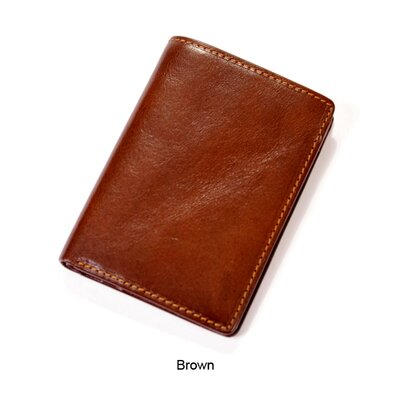 Ultimo Front Pocket Wallet with I.D. Window