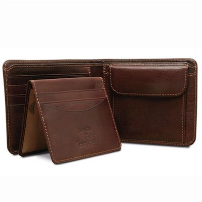 The Green Collection Prima Removable Credit Card Case, ID & Coin Pocket