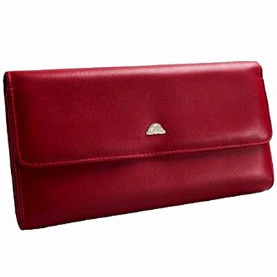 Oronero Ladies Executive Checkbook Wallet