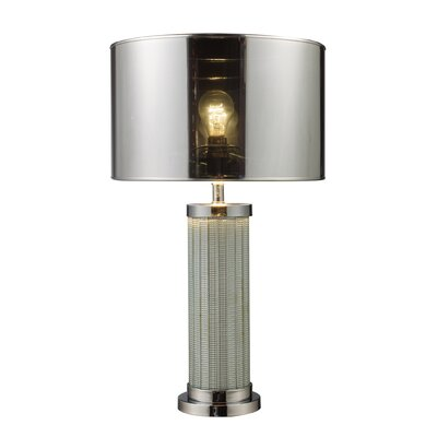 Dimond Lighting Mont Alto Table Lamp in Chrome And Mirror