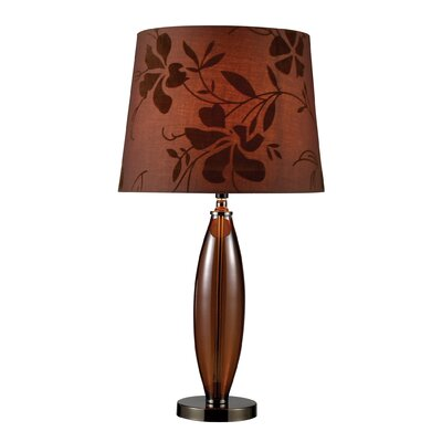 Dimond Lighting Fairview Table Lamp in Bronze And Coffee Plating