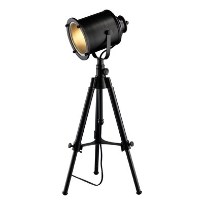 "Dimond Lighting Legacies Ethan Adjustable Tripod 26"" H Table Lamp"