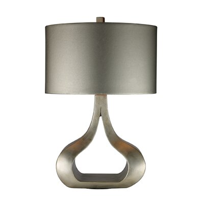 "Dimond Lighting Carolina 26"" H Table Lamp with Drum Shade"