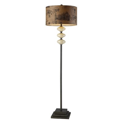 Dimond Lighting Brantley 1 Light Floor Lamp