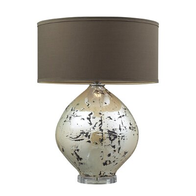 "Dimond Lighting Limerick 25"" H Table Lamp with Drum Shade"