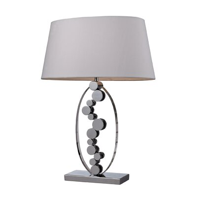 Dimond Lighting Sidney 1 Light Crystal Table Lamp