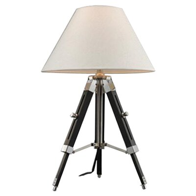 "Dimond Lighting Studio 18"" H 1 Light Table Lamp"