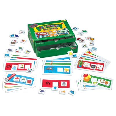 Beginning Blends Phonics Center Kit