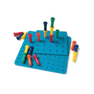 Large Tall-stacker Peg Set 50 Pegs