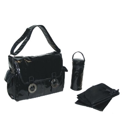 Kalencom Double Buckle Diaper Bag