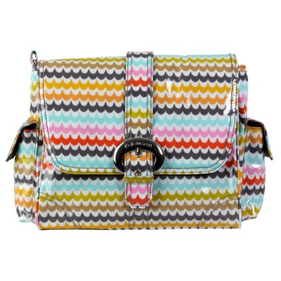 Kalencom Coated Midi Buckle Bag