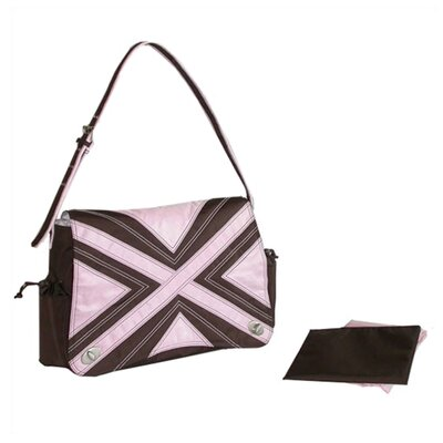 Kalencom Hannah Diaper Bag Messenger