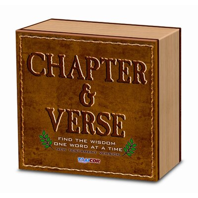 Talicor Chapter and Verse Game