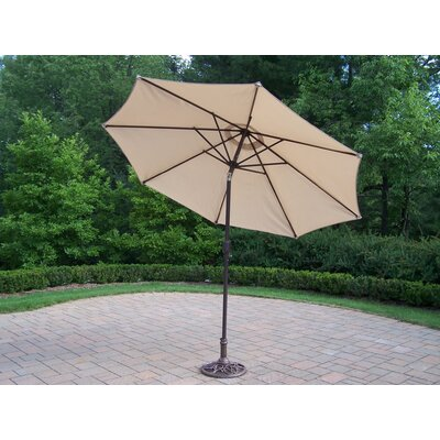 9 Ft. Umbrella with Crank and Tilt