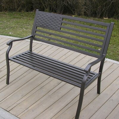 Outdoor Benches Material Metal Wayfair