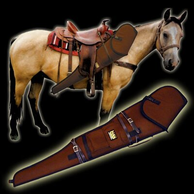 Crooked Horn Outfitters Rifle Scabbard